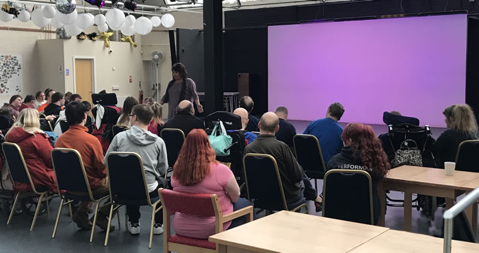 Services at The Big Soup Theatre Group